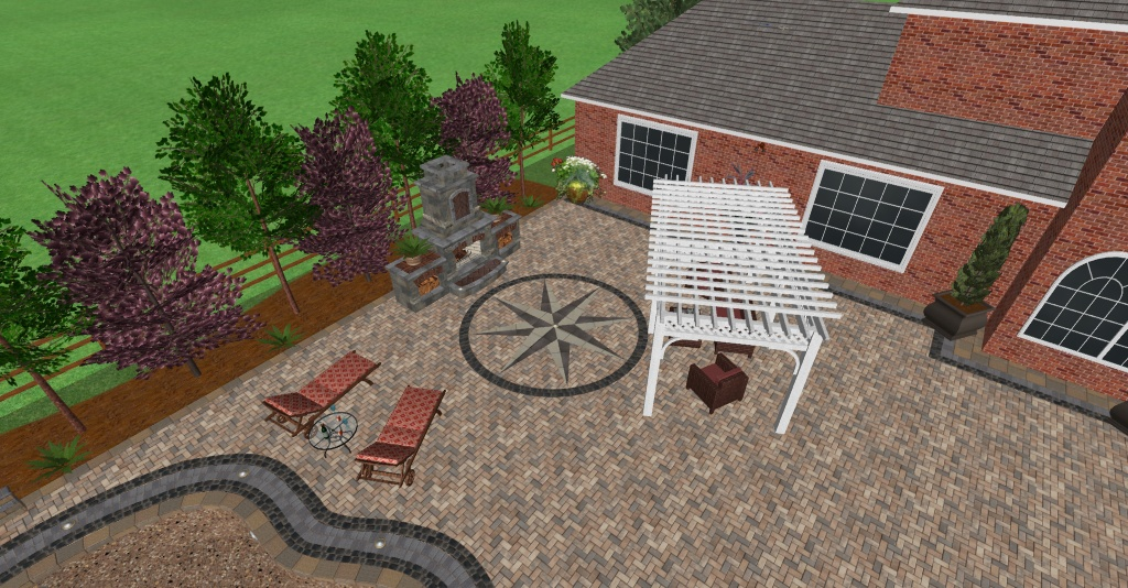 Sample 3D Rendering