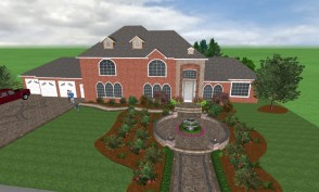 Sample 3D Landscape Design